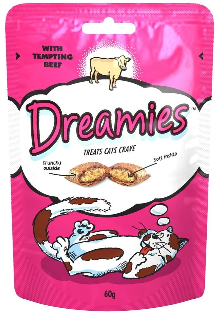 Dreamiekset on kissojen herkkua