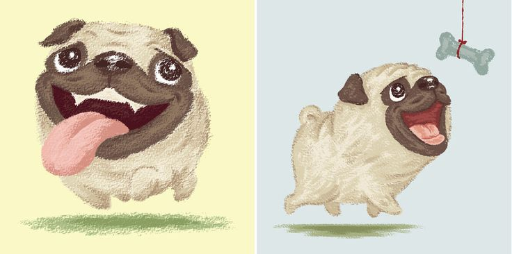 Cute illustrations of dogs by Japanese artist Toru Sanogawa that are available as art prints, iPhone cases, t-shirts, and more.