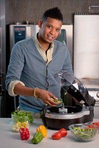 Chili recipe from Chef Roble, star of Bravo's Chef Roble & Co.