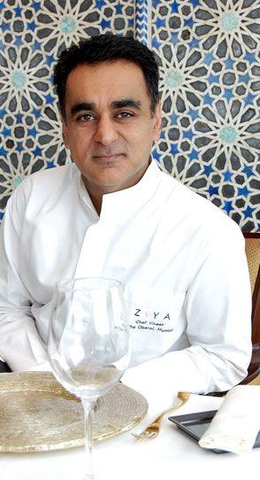 Vineet Bhatia - The culinary connoisseur. #AwardWinning #Chef #VineetBhatia #Rasoi #London #TheOberoi #Ziya #Food #Recipes #Cooking