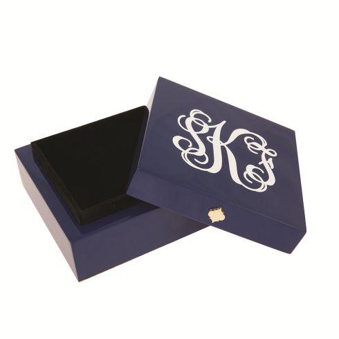 Monogrammed Bauble Box | Fornash