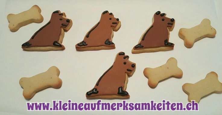 Hunde & Knochen Cookies