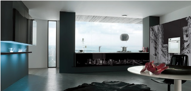 "the ""star"" range hood by ELICA"
