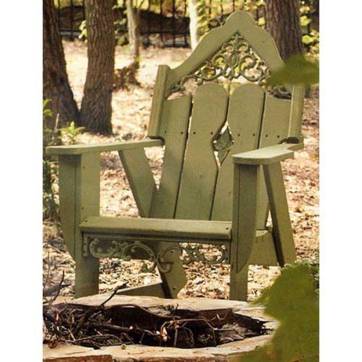 Uwharrie Chair Veranda Rocker UC-V112