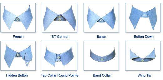 Type Of Collars Sewing Pinterest Hair Scarfs Shirt