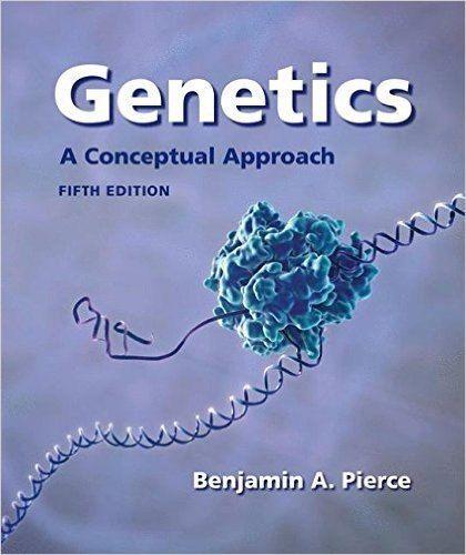 A conceptual 3rd genetics pdf approach edition
