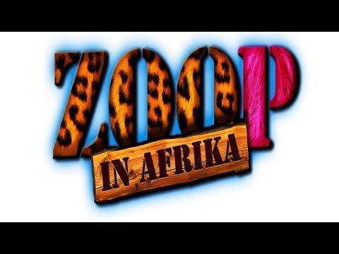 Zoo Rangers In Africa