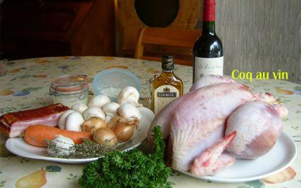 Recette - Coq au vin inratable | 750g