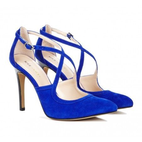 I have pumps like these in fuschia and with a hidden platform