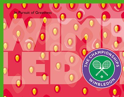 "Check out new work on my @Behance portfolio: ""Posters for The Championships, Wimbledon-2016"" http://be.net/gallery/37053731/Posters-for-The-Championships-Wimbledon-2016"