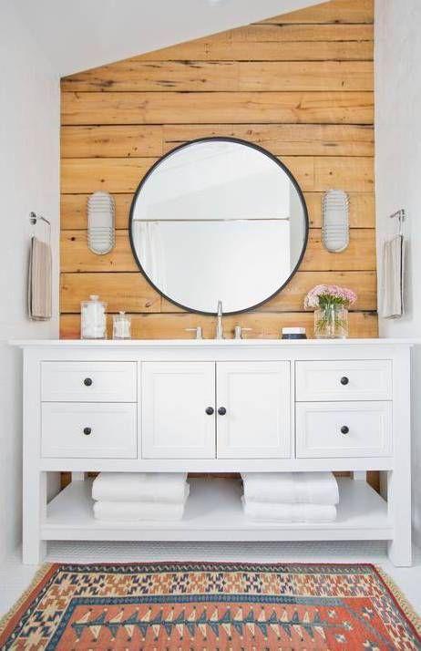 Best 25+ Bathroom Rugs Ideas On Pinterest | Wood Framed Bathroom Mirrors,  Grey Bathroom Vanity And Farmhouse Kids Mirrors