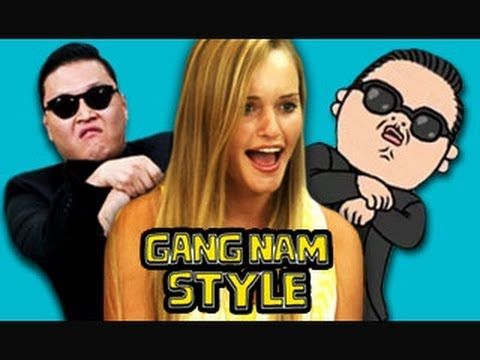 TEENS REACT TO GANGNAM STYLE - YouTube
