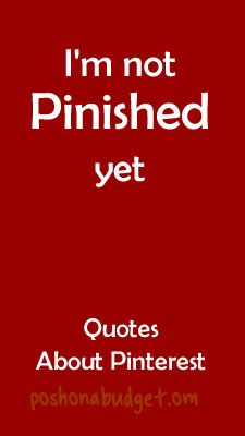 I'm not Pinished yet ~ ~ ~ you can bet on that!!!