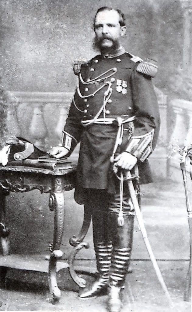 oficial peruano