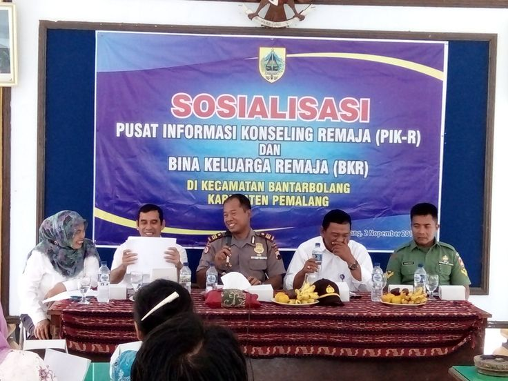 Tribratanewspemalang.com- Rabu 02 Nopember 2016 bertempat dipendopo kec. Bantarbolang Kab.Pemalang Jawa Tengah sedang berlangsung sosialisai Pusat Informasi Konseling ( PIK ) Kegiatan tersebut diselenggarakan dari Bapermas Kb Kab. Pemalang,adapun peserta terdiri dari perwakilan dari 17 Desa Se kec. Bantarbolang yang terdiri dari Toga, Toda dan Tomas,dalam acara sosialisai Pusat Informasi Konseling (PIK),Kapolsek Bantarbolang Akp Sriyanto,S.H. […]