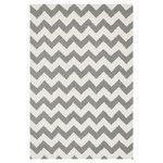 Safavieh Chatham Dark Gray & Ivory Chevron Area Rug - $600-$700 10x14