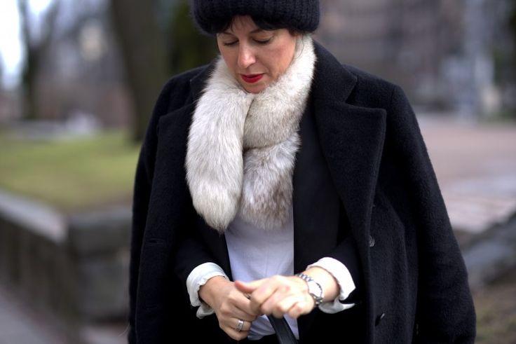 samuji beanie tori bag coat samuji street style