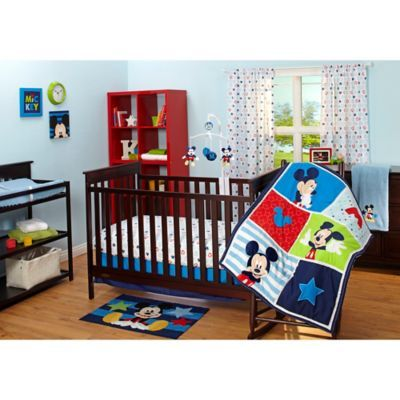 Die besten 25+ Mickymaus Bettbezug Ideen auf Pinterest Mickey - baby schlafzimmer set