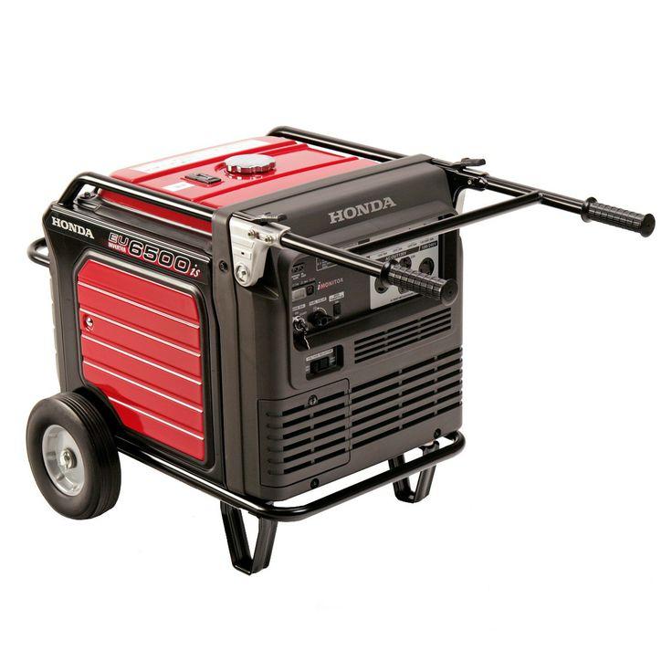 Take a look at our selection of Honda super quiet generators! http://harborpowerhouse.com/honda-generators/super-quiet-series