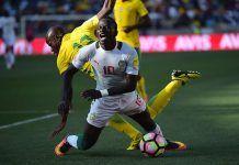 World Cup 2018: South Africa stun Senegal as Uganda, Nigeria and Burkina Faso also win