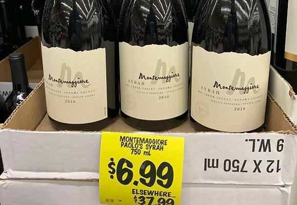 Grocery Outlet Wine Sale - Good Cheap Vino | Best Buy Wines