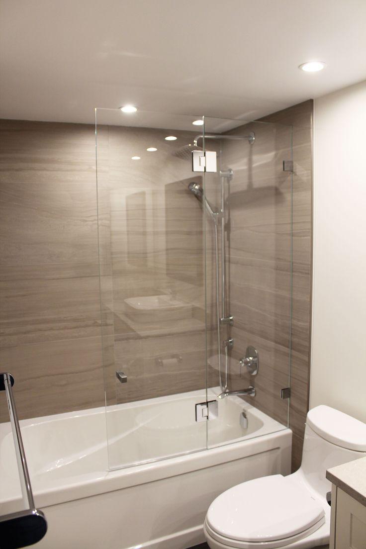 Dusche Tür Kosten Badewanne Rahmenlose Türen