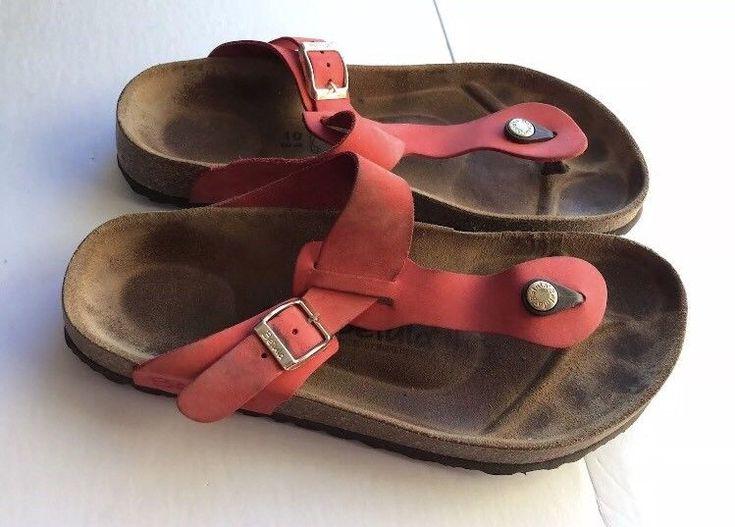 Womens Betula Sandals Size 10    eBay