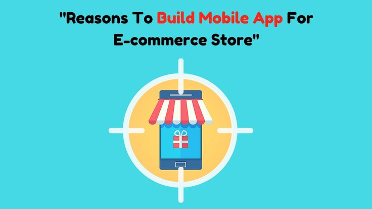 Read these top reasons to build mobile app for eCommerce store which force you to invest in mobile app development for business growth.
