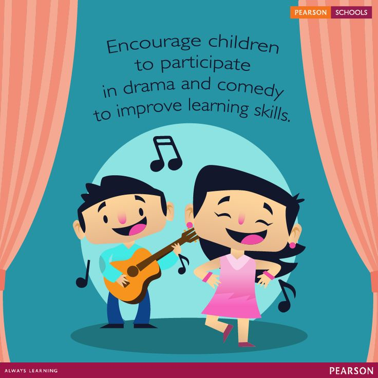 Parents and teachers can use innovative ways to engage students to absorb more information and retain it. Drama and comedy are such activities which help children to learn from real life situation. #LearningMadeEasy