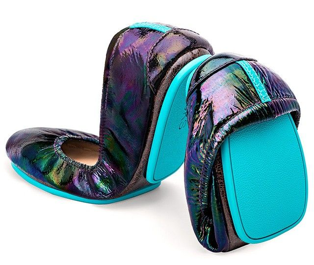 Arabian Night Tieks | Iridescent Ballet Flats