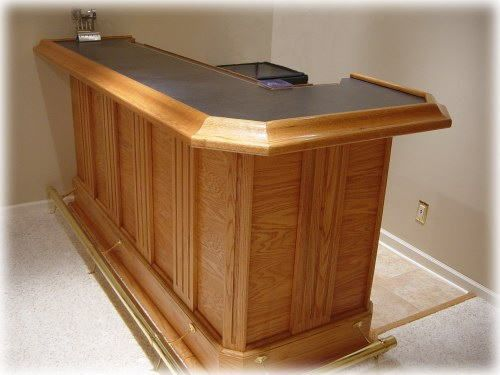 Best 25 build your own bar ideas on pinterest - Simple bar designs ...