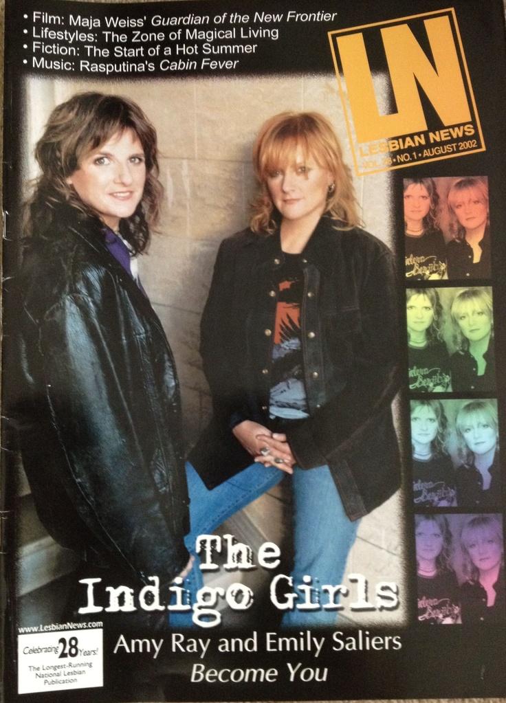 indigo girls lesbian
