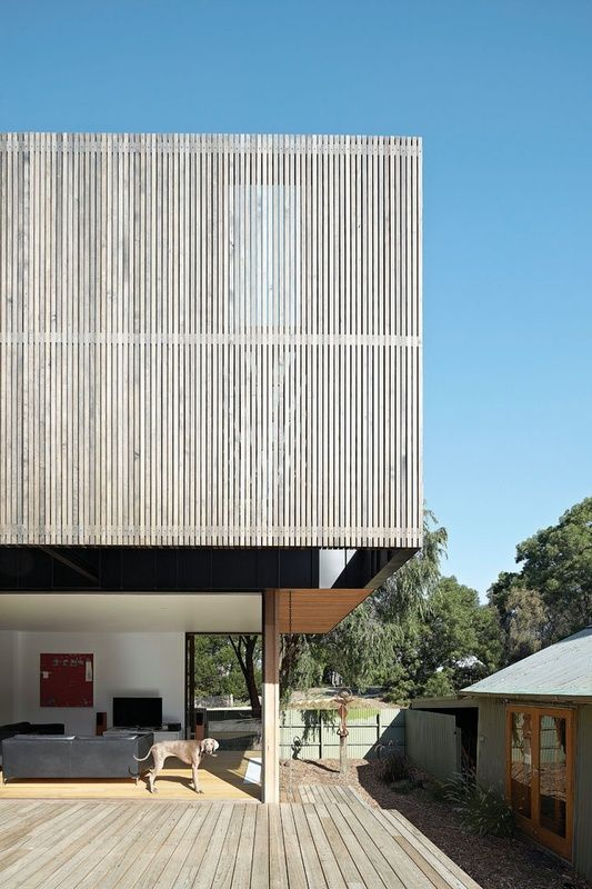 House By The Park / Nixon Tulloch Fortey Architecture