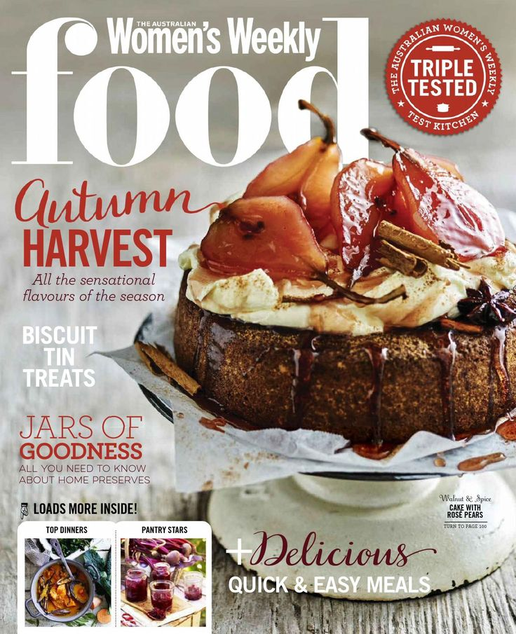 426 Best Food Magazine Covers Images On Pinterest