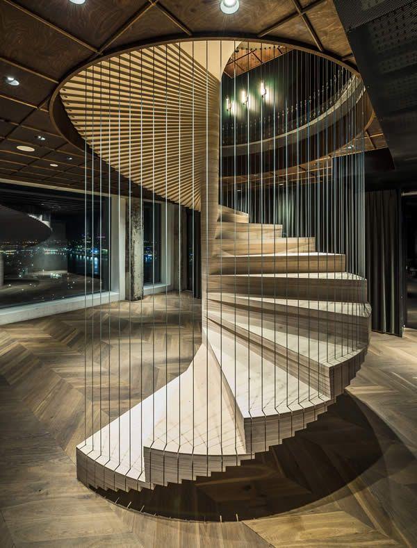 O novo espaço para eventos de Amsterdã se destaca como um dos quartos de hotel mais extravagantes do mundo …   – MOTUS