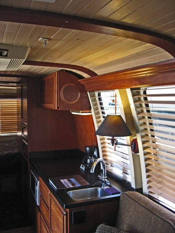 how to clean motorhome ceiling