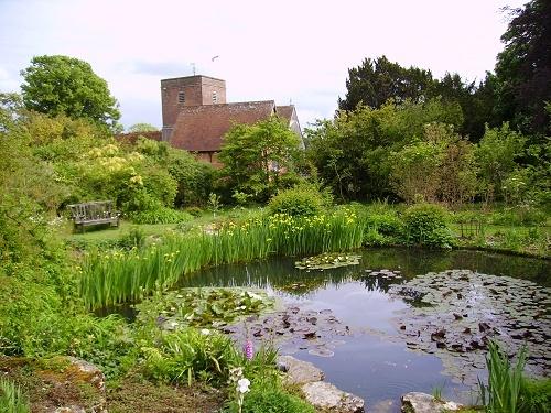 Gertrude Jekyll garden