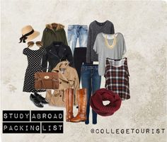 Essential Packing List for Europe on Study Abroad
