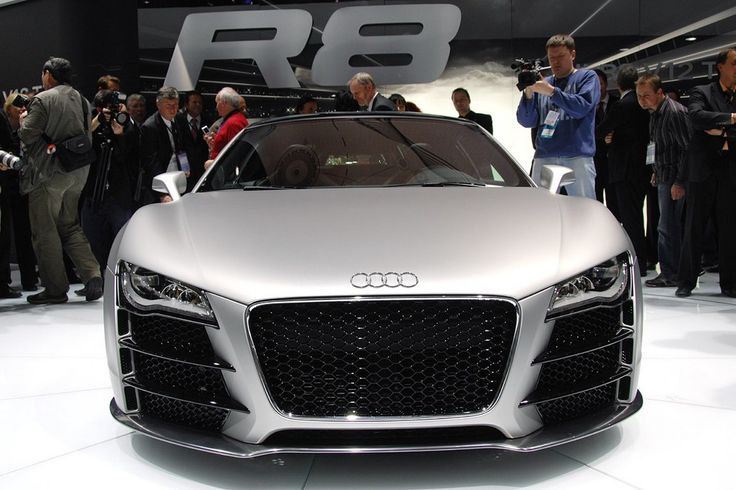 2018 Audi R8 Price