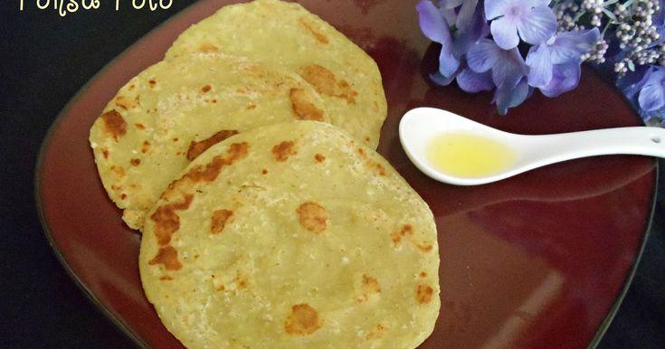 Lakshmi Canteen: Ponsa Polo (Ripe Jackfruit Dosa)