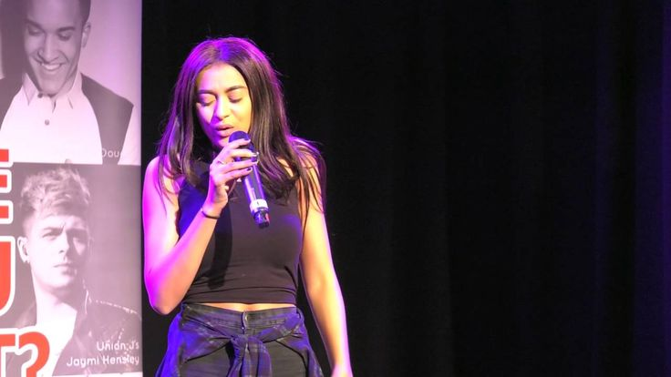 IF I AINT GOT YOU – ALICIA KEYS performed by ELLIE ALLEN at the Southamp...
