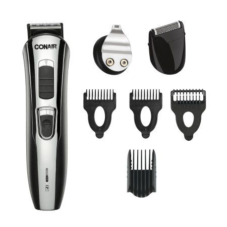 Conair All-In-One Rechargeable Beard and Mustache Trimmer