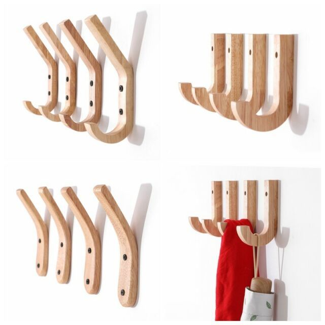 Best Of 19 Wooden Wall Hook Rack In 2020 Wooden Wall Hooks Wall