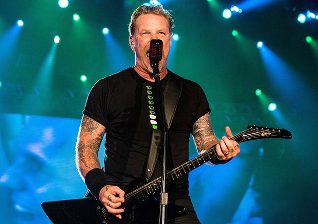 "Metallica announce that they've begun mixing their new album, the highly anticipated follow-up to 2008's Death Magnetic. While the group has yet to share a preview from the record, we do have a sneak preview of Metallica guitarist James Hetfield's guest appearance on Heart's forthcoming album.        Hetfield contributes vocals to the tune ""Beautiful Broken,"" the title track from Heart's new album, which comes out July 8. You can hear the teaser below. Hetfield comes in..."