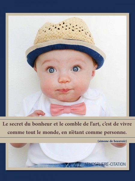 Simone de Beauvoir droit auteur atmosphere-citation