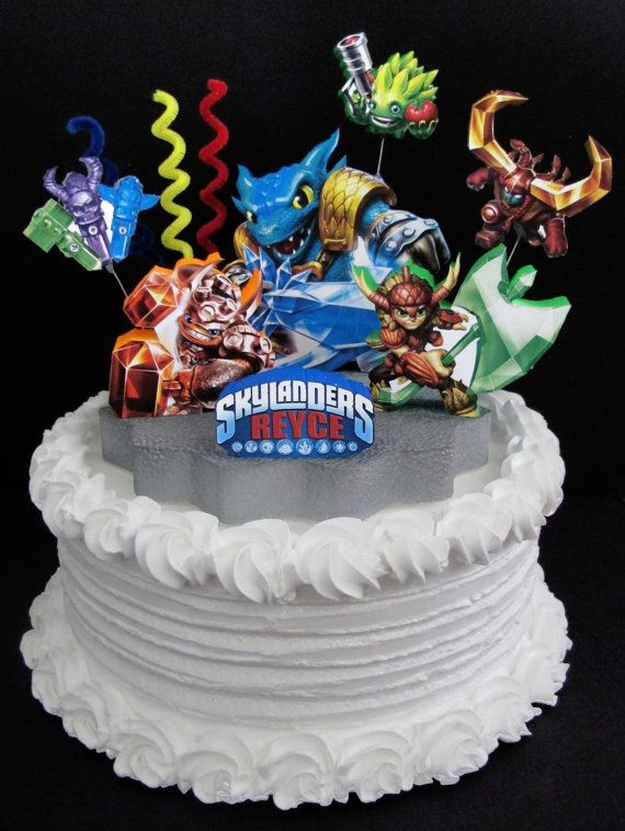 45 Best Images About Skylanders Trap Team Party On