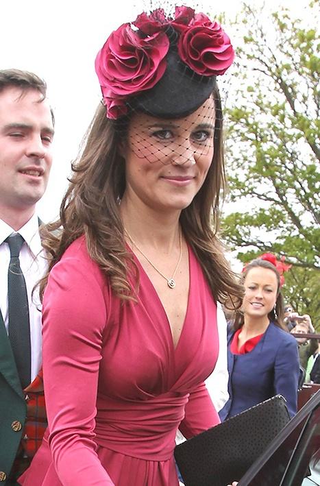 Fascinators Pippa Middleton