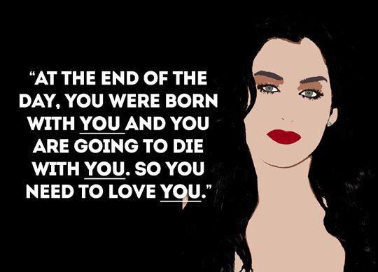 Lauren Jauregui quote;