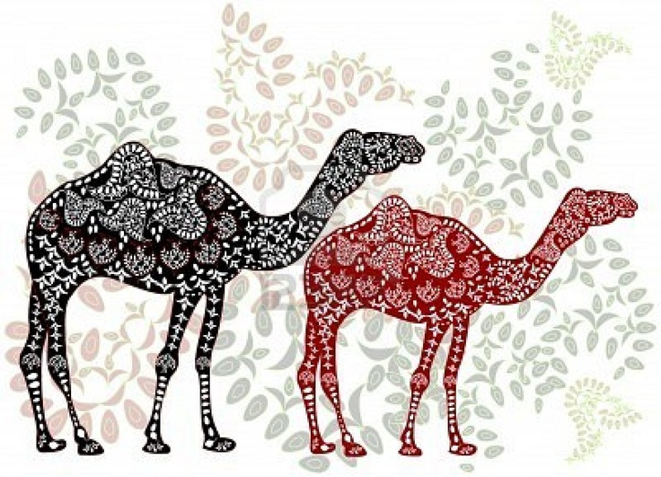 camels from Polish site