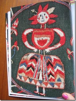 Norwegian embroidery...